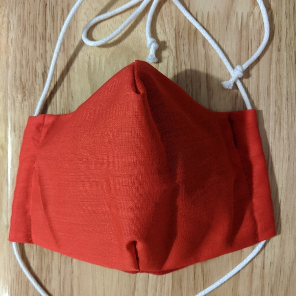 Accessories - Fitted Face Mask, Washable